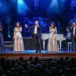 Branson's Famous Baldknobbers singing Gospel music