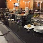 If you are looking for a delightful and mouth watering buffet and ala carte dining, Ibis Muscat