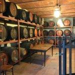More aging barrels