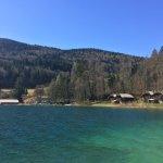 Einzelchalets am See (Gehören ebenfalls zum Hotel)