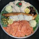 Fish Tray (catering)
