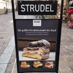 Strudel in Innsbruck - YUM