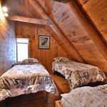 chambre #2 et # 3 chalet Champêtre
