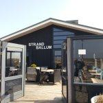 Strandpaviljoen Ballum Foto