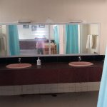 Hand Wash Area in Dining
