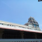 Gopuram of the temple