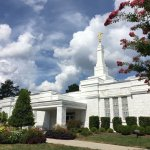 Raleigh North Carolina LDS Temple