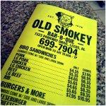 Billede af Old Smokey Bar-B-Q