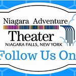 Follow us on all social media pages. Niagara Adventure Theater