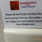 Foto de Rendezvous Hotel Sydney The Rocks