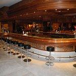 Die attraktive Bar