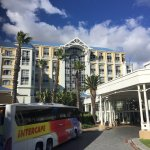 Cape town table bay hotel march 2017