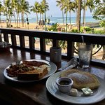 Pancakes and sand