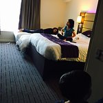 Premier Inn London Kings Cross Hotel Foto