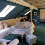 Blauer Salon auch als Standesamtliches Zimmer genutzt