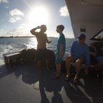 Boat instruction