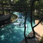 Lazy River at JW Marriott