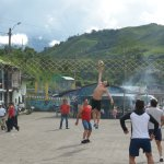 Volleyball in Gualchan
