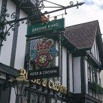 The Rose & Crown Stratford Upon Avon