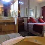 Baño Suites con Jacuzzi p/2