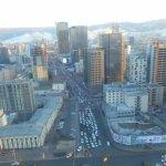 Amazing views of Ulaan Baatar