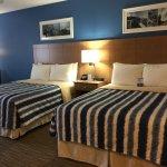 Navy Lodge Monterey Aufnahme