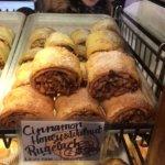 Cinnamon Honey and Walnut Rugelach