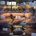 Breads available