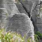 "nearby ""pancake rocks"""