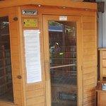 Sauna :D