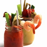 Our Build Your Own Bloody Mary menu let's your create your own exciting concoctions, anytime.