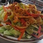 Fajita Skillet Salad