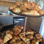 Mini croissant aus Frankreich