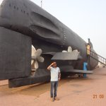 INS Kursura U-Boot-Museum Foto