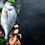 Traditional Vis food