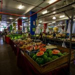 Fresh fruit and vege market at Rusty's Markets in Cairns