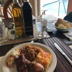 Augusta Bay Bahamas Restaurant Bar Foto