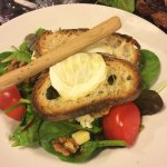 Salade fromagère de chez Edgar 👌