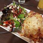 A typical Bertoni salad
