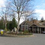 Salish Lodge - front