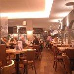 Restaurant im vorderen Bereich