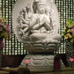 Grand Temple Bouddhiste