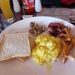 English Breakfast Set (Include Juice)