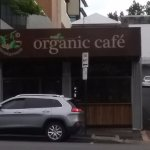 NOT ORGANIC CAFE!!!
