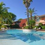 Hôtel avec psicines, restaurant, court de tennis Le Domaine de L'Astragale Saint-Tropez