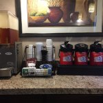 BEST WESTERN Travel Inn - coffee and fruit juices