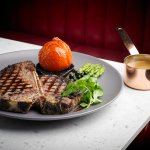 Delicious Steak from the Grill at The Woodlock Brasserie, Citywest, Saggart, Co. Dublin