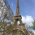Another stop near the Eiffel Tower