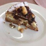 cheesecake alla nutella.