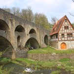 Photo of Medieval Double Bridge